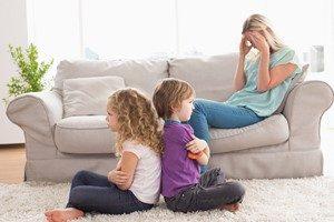 проблеми с деца - родителско консултиране с психолог